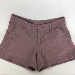 Columbia Hiking Shorts Size